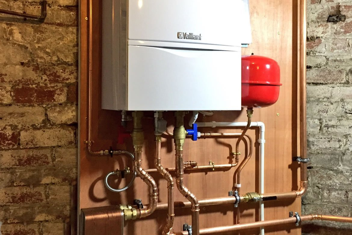 boiler installation in halifax west yorkshire